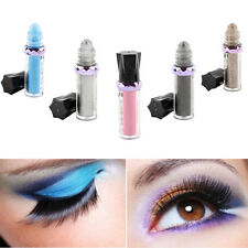 NEW Single Roller Color Eyeshadow Long Lasting Pigment Powder Eye Shadow Makeup