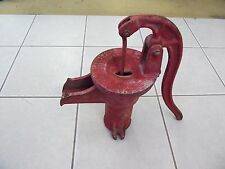 ANTIQUE CAST IRON WATER WELL HAND PUMP SANDERS CO. 102 103 2 USA MADE NICE!!!!!