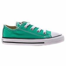 Converse CTAS Ox Menta Mint Boys and Girls Low Top Trainers