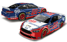 2017 JOEY LOGANO #22 AAA INSURANCE 1:64 ACTION NASCAR DIECAST IN STOCK