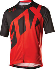Fox Livewire SS Bike Jersey Red 2017