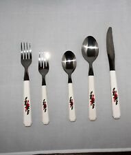 Pfaltzgraff Christmas Heritage Flatware Stainless Taiwan ~ You Choose