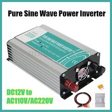 Solar Power Inverter 300W DC12V To AC 110/220V Modified Pure Sine Wave Converter