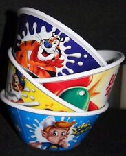 Kelloggs Brand New Cereal Bowls. Limited Edition from 2011 Assorted