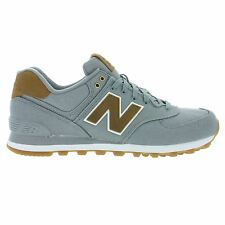 New Balance 574 Classic Traditionnels Grey Men's Low Top Trainers