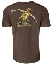 Heybo Southern By Choice Camo Duck Realtree Camo SS T-Shirt CHOOSE SIZE