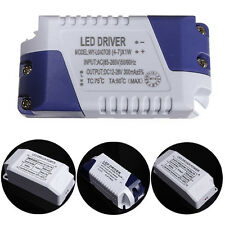 2x 6/12/15/24W Home Strip Light Lamp LED Power Supply Driver Transformer Adapter