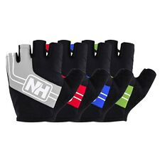 Cycling Gloves Outdoor Bicycle Half Finger Ride Gloves Short Semi Finger AK