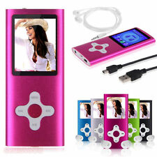 "8GB Digital MP3 MP4 Player 1.8"" LCD Screen FM Radio, Video, Games & Movie Gift"
