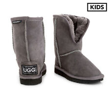 Original UGG Boots Kids' New Walker Boot - Grey