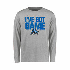 Buffalo Bulls Youth Got Game Long Sleeve T-Shirt - Ash - NCAA