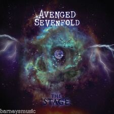 AVENGED SEVENFOLD ( NEW SEALED CD ) THE STAGE