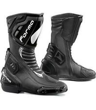 Forma Freccia Motorcycle Road Race Boots CE Approved Black 2017 NEW