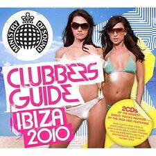 Clubbers Guide Ibiza 2010 Audio CD