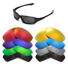 Walleva Replacement Lenses for Oakley Fives 4.0 Sunglasses - Multiple Options