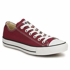 Converse  All Star Low Top Maroon Womens - Mens Unisex Trainers