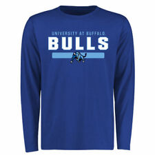 Buffalo Bulls Team Strong Long Sleeve T-Shirt - Royal - NCAA