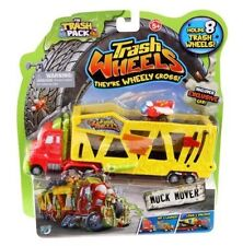 The Trash Pack Trash Wheels Muck Mover & One Trashies