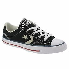 Converse Star Player Low Top Black Womens - Mens Unisex Trainers