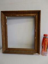 """really old picture frame fits a 14 inch X 12 """" painting"""