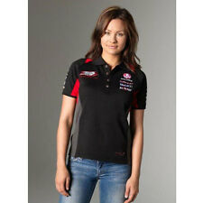 HOLDEN RACING TEAM HRT LADIES TEAM POLO BLACK V8SUPERCARS SIZE 8 ONLY