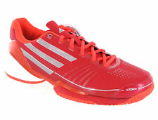 Adidas Adizero Feather Red Running Sport Shoes Trainers Mens UK7-12