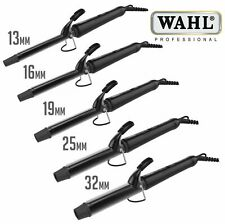 Wahl Professional Salon Ceramic 200 C Styling Hair Curling Iron Curler Tongs