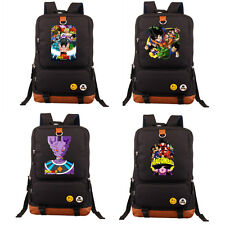 Dragon Ball Z Son Goku Messenger Shoulder Characters School Laptop Bag New/wtag