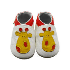 Sayoyo Baby Shoes Soft Sole Toddler Infant Crib Shoes Cartoon Deer Moccasins