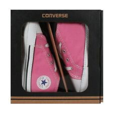 Converse 88871 Baby Chuck First Star Hi Present box Baby shoes 0-12 Months pink