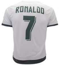 Soccer jersey Cristiano Ronaldo CR7 Official Real Madrid White