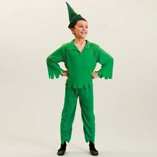 Green Peter Pan Robin Hood Fancy Dress Dance Costume