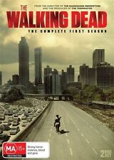 THE WALKING DEAD Season 1 : NEW DVD