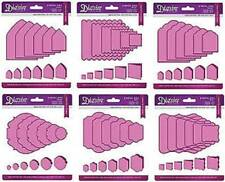 Die'sire Create-A-Card Nesting Base Thin Metal Die Sets, Crafter's Companion
