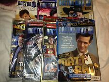 Choose your Doctor Who Magazine Issue