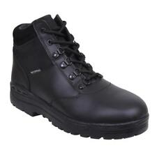 """Rothco Forced Entry 5005 Black 6"""" Tactical Waterproof Boots, Police/SWAT/EMT/EMS"""