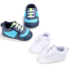 Girls Boys Baby Kids Crib Shoes Sports Running Trainers Toddler Infant  Sneaker