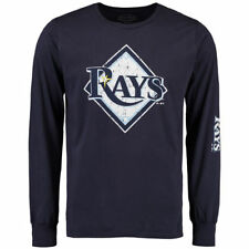 Tampa Bay Rays Majestic Threads Ballpark Softhand Long Sleeve T-Shirt - MLB