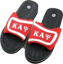 Kappa Alpha Psi Strapped Mens Flip Flop Sandals