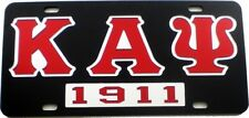 Kappa Alpha Psi 1911 Mirror Insert Car Tag License Plate