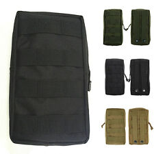new 1000D MOLLE Utility Tactical Pouch Bag Sport Military Hunting Medical Pack #