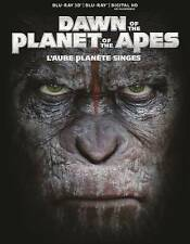 Dawn of the Planet of the Apes (Blu-ray 2D & 3D, 2014, 2-Disc Set, Slip-case)