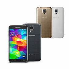 5.1'' Samsung Galaxy S5 G900V/P 16GB 16MP Android 3G 4G LTE Unlocked Smartphone