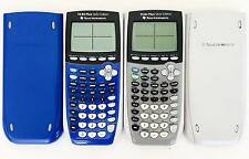 Texas Instruments Graphing Calculator TI-84 Plus SILVER EDITION Works Great