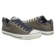 Converse Chuck Taylor Unisex Dual Collar Ox Charcoal Athletic Navy 137695F