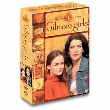 Gilmore Girls - The Complete First Season (DVD, 2004, 6-Disc Set) USED