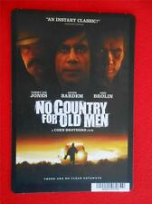 No Country for Old Men ~ DVD Movie Backer Mini Poster Card ~ NOT a DVD