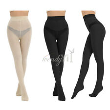 Women Sexy Elastic Compression Thin Tights Stockings Pantyhose Shaping Socks