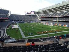 4 TICKETS GREEN BAY PACKERS @ CHICAGO BEARS 11/12 *Sec 225 Row 17*