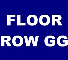 Jim Gaffigan tickets The Chicago Theatre 10/13 Theater *** FLOOR 3L, ROW GG! ***